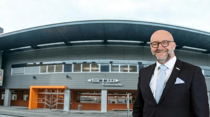 Erwin Smole, Vorstand der Stadtwerke Klagenfurt AG, im Gespräch mit 5 Minuten.