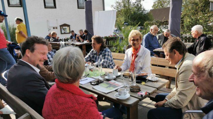 Die FPÖ-Politiker haben ein offenes Ohr für die Klagenfurterinnen und Klagenfurter.