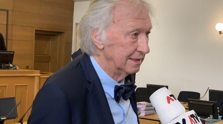 Hans Gradischnig, ehemaliger Anwalt im Hexentrioprozess, wird vorgeworfen, Aufträge seiner damaligen Klientin trotz Bezahlung nicht erfüllt zu haben.