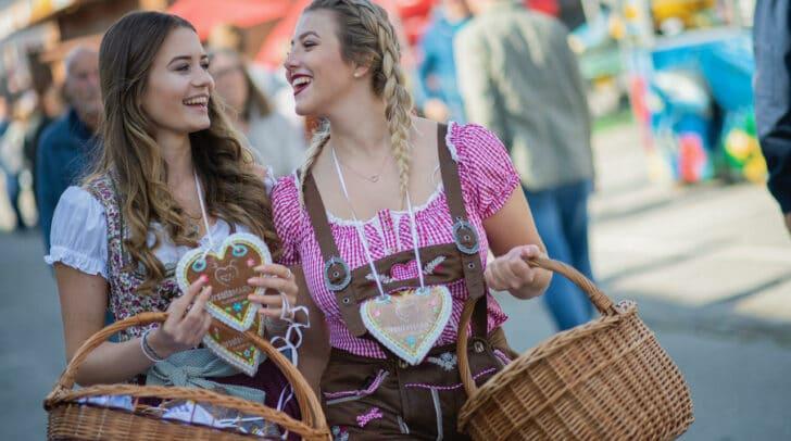 Der Ursulamarkt geht heuer von 24. bis 26. Oktober am Messegelände über die Bühne.