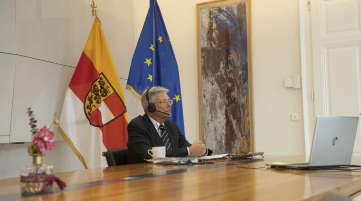 """LH Peter Kaiser: """"Die Regionen brauchen Unterstützung seitens der EU."""""""