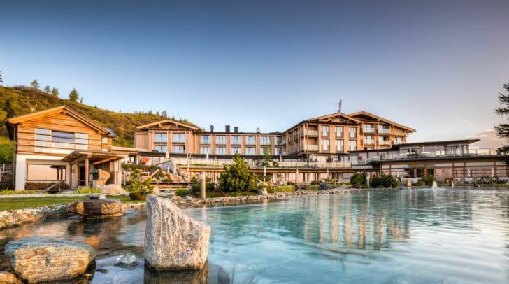 Bestnote für das Mountain Resort Feuerberg.