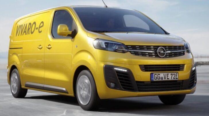Der Opel vivaro-e – praktisch und intelligent.