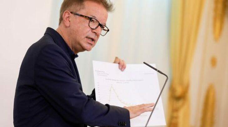 Gesundheitsminister Rudolf Anschober erklärte im gestrigen ORF-