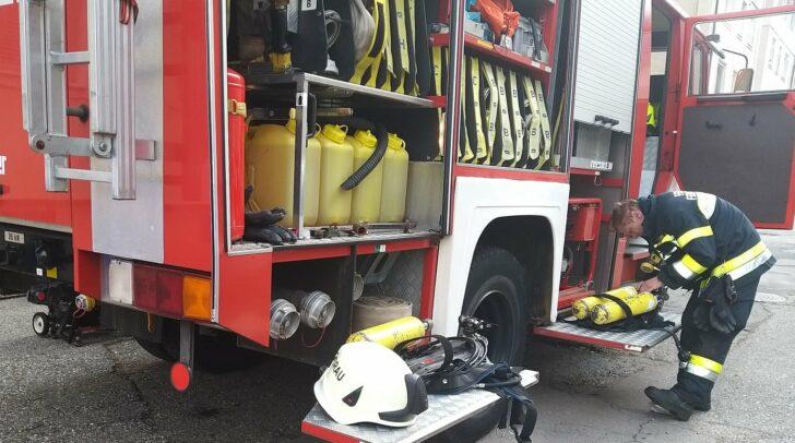 Im Einsatz standen die Feuerwehren Pobersach-Feffernitz und Feistritz/Drau.