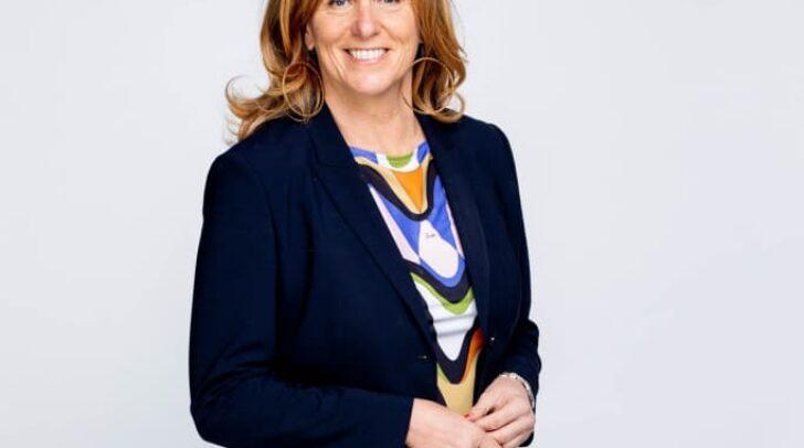 WK-Obfrau Andrea Brennacher-Springer