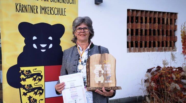 Siegerin Astrid Kassmannhuber aus Ferndorf