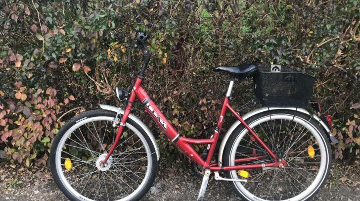 Lass dein Fahrrad doch wieder mal zum Einsatz kommen und erkunde die Gegend auf zwei Rädern.