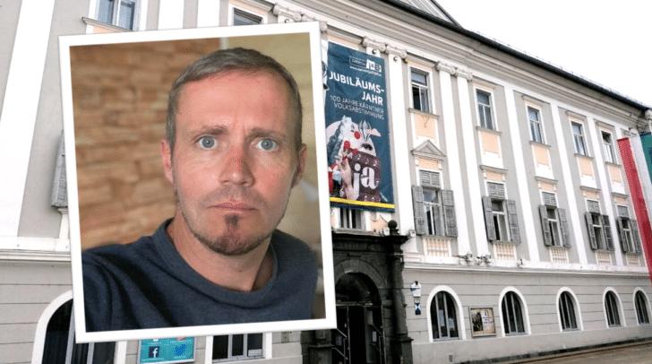 Klagenfurter Gemeinderat Klaus Kotschnig (Bürgerallianz)