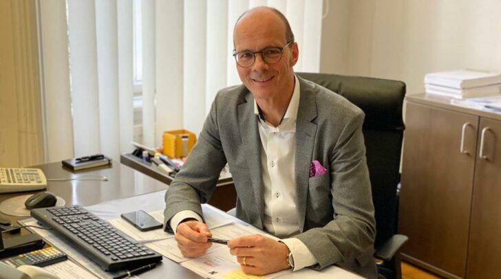 Der Finanz-Experte Herbert Matschek wurde zum neuen Präsidenten der Austria Klagenfurt bestellt.