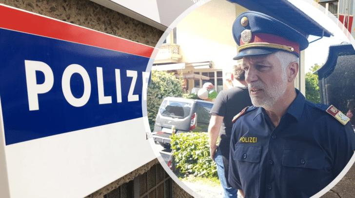 Polizei-Sprecher Rainer Dionisio bestätigt: