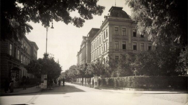 Vor über 150 Jahren wurde das Peraugymnasium erbaut.