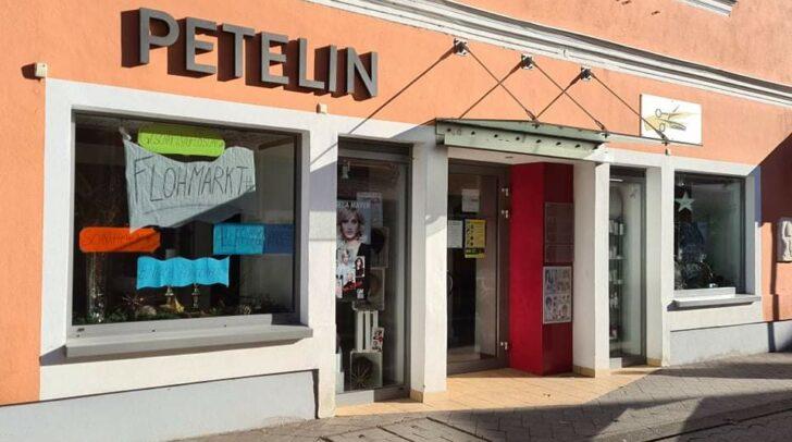 """In den ehemaligen Friseur-Petelin-Räumlichkeiten soll der """"Mamiladen"""" im März neu eröffnen."""
