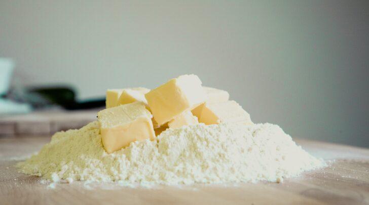 79 Proben von Butter, Mischstreichfetten, Margarine und Kochcremen wurden gezogen