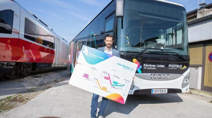 Die neuen S-Busse nehmen Fahrt auf.