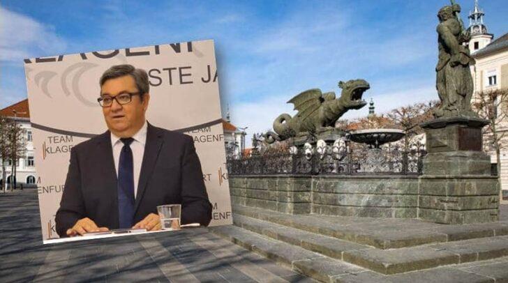 Klaus-Jürgen Jandl vom Team Klagenfurt-Liste Jandl fordert, neue Referate im Klagenfurter Stadtsenat zu schaffen.