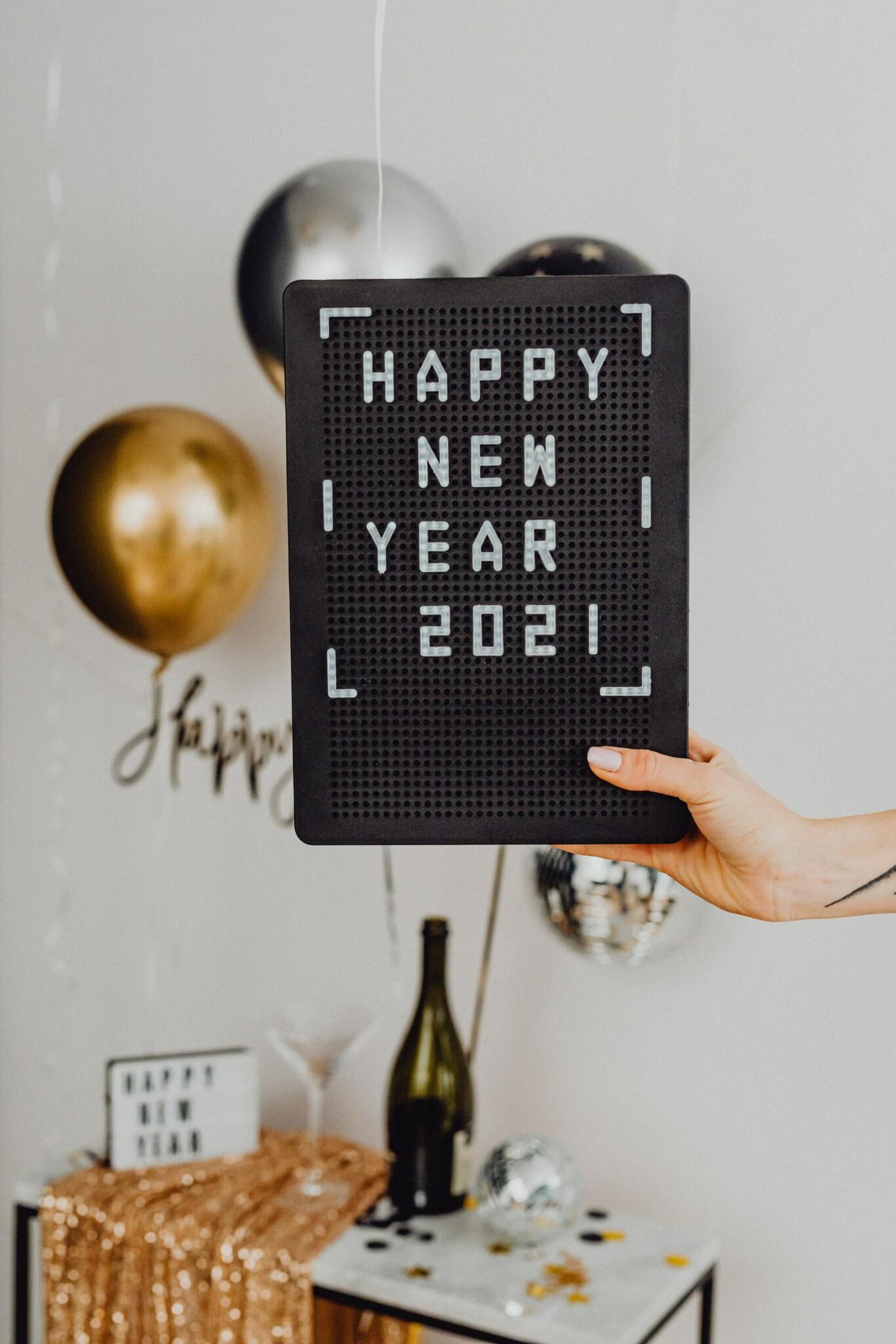 Neujahrsvorsätze - Ja oder Nein? Mit diesen Tipps klappt´s ...