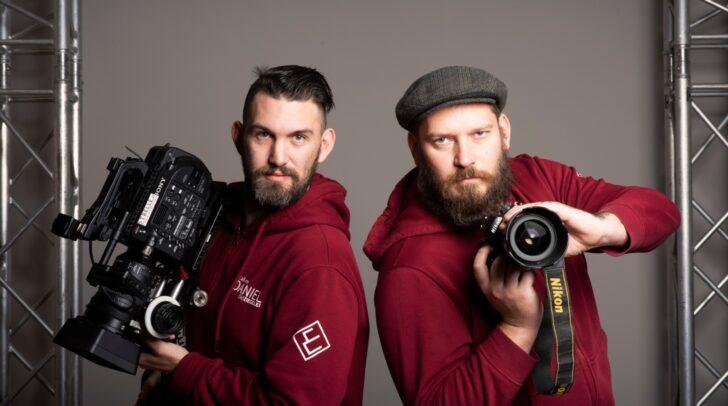 Unternehmerduo Daniel Götzinger (links) und Daniel Prugger: