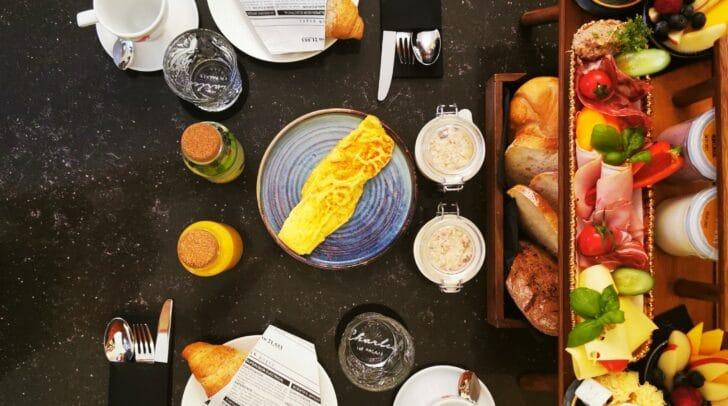 Das Frühstückserlebnis im Restaurant Charles lässt keine Wünsche offen!