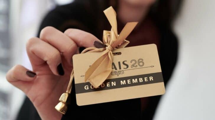 Willkommen im Club: Genieße die vielen Vorteile als Golden Member.