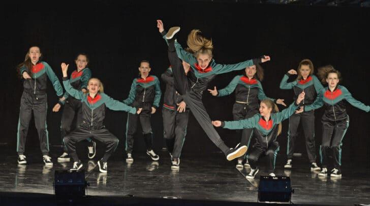 Das Valeina Juniorenteam