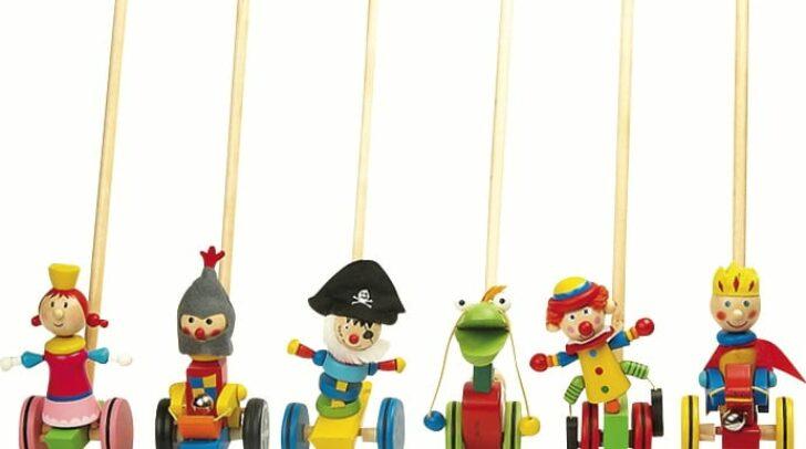Die Märchen-Schiebefiguren von BeeBoo werden zurückgerufen.