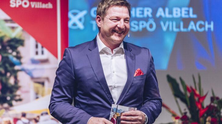 """Bürgermeister Günther Albel: """"Nur eine gemeinsame Politik ist eine gute Politik."""""""