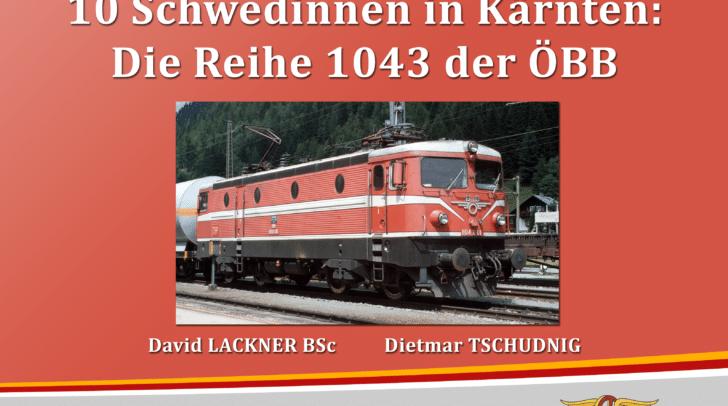 Tschudnig und Lackner verfassten einen Bildband über die Lokomotiven.