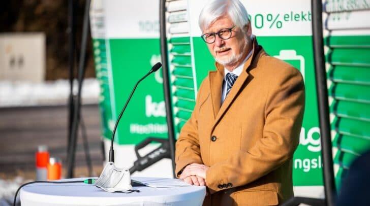 Manfred Freitag, Vorstandssprecher der Kelag