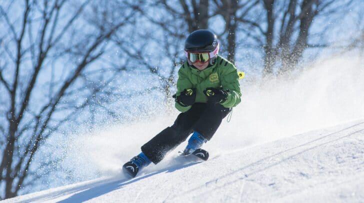 Heute Nachmittag kam es auf der Gerlitze zu einer Kollision einer Skifahrerin mit einem 7-jährigen Kind.