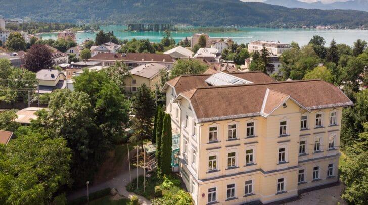 Mit der Sanierung der Volksschule in Pörtschach soll im Sommer 2021 begonnen werden.