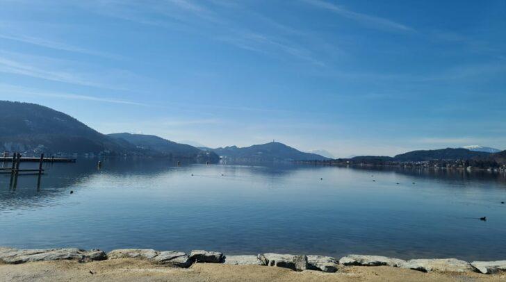 Der Wörthersee oder auch die zahlreichen anderen Kärntner Seen sind immer einen Ausflug wert.