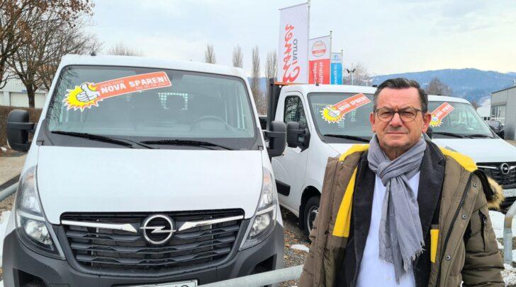 Roland Unterwandling von Eisner Südring kennt die Vorteile der Autovermietung.