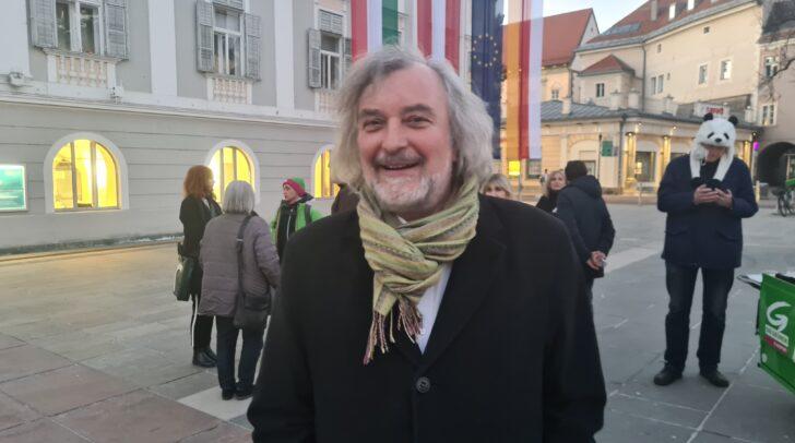 Nachdem die Gemeinderatswahlen mit dem Verlust des Stadtsenats-Sitzes für die Grünen geendet hatte, zog sich Frank Frey aus der Politik zurück.