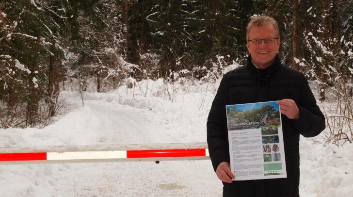 Reinhard Antolisch, Vizebürgermeister der Naturparkgemeinde Arnoldstein