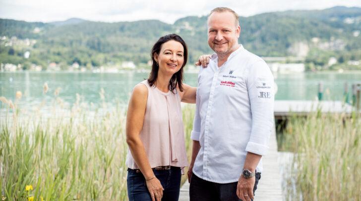 Spitzenkoch Hubert Wallner und seine Frau Kerstin wollen im Juni das Gourmetrestaurant Hubert Wallner in Dellach eröffnen.