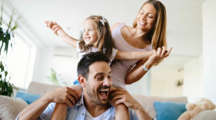 Wohnen ist mehr als ein Dach über dem Kopf: Mit einer Nexliving Eigentumswohnung ist die Zukunft deiner Kinder gesichert.