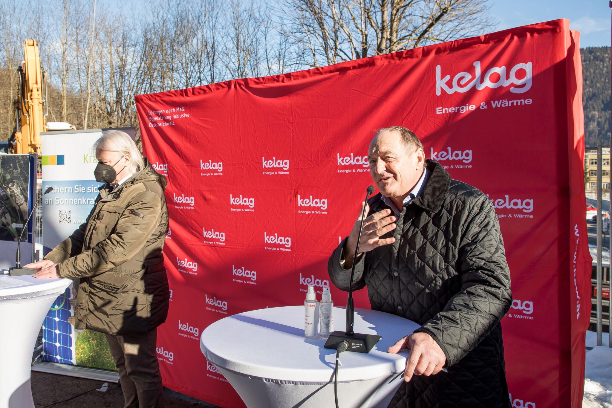 """Bürgermeister Josef Kronlechner: """"Wir freuen uns, ein wichtiger Partner bei der Umsetzung dieses Projektes zu sein."""""""