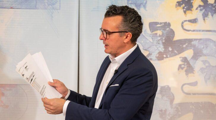 Kärntner FPÖ-Landesparteiobmann Gernot Darmann