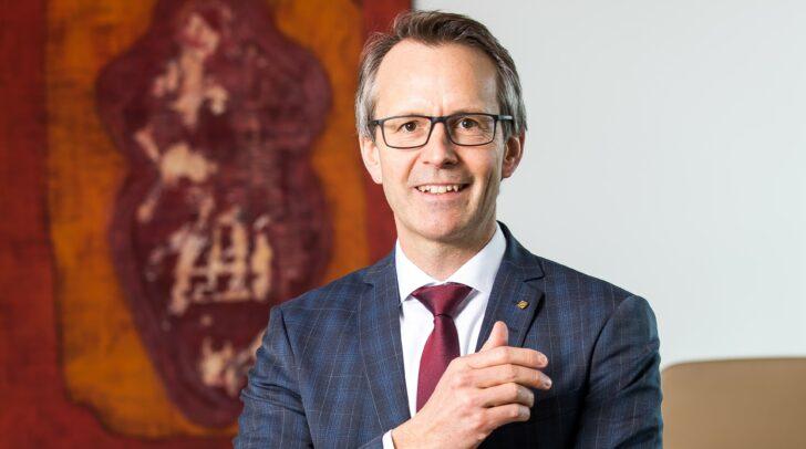 Ferdinand Bucher, Landesdirektor der Wiener Städtischen in Kärnten/Osttirol