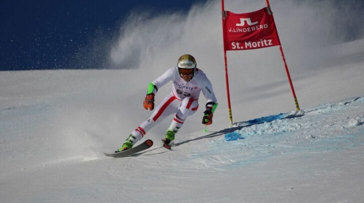 Para-Skifahrer Markus Salcher