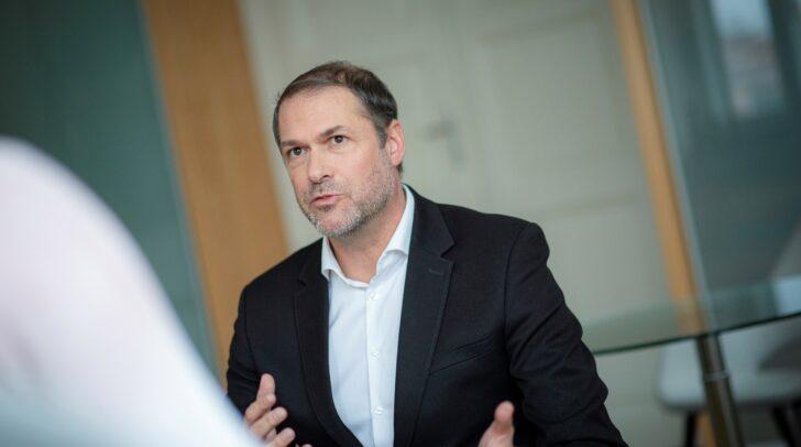 Stadtrat Markus Geiger