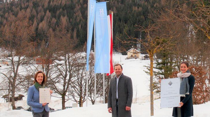 Auch der Humanomed Bleibergerhof wurde ausgezeichnet.