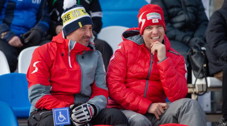 Salcher holte mehrmals Gold bei Paralympischen Spielen und WMs und ist dreifacher österreichischer Behindertensportler des Jahres.