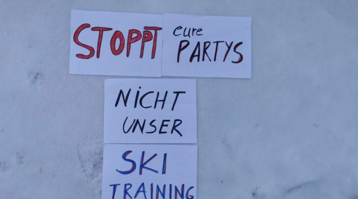 In Weißbriach wird die heurige Nachwuchs-Trainingssaison wohl wegen der geforderten Corona-Tests beendet.