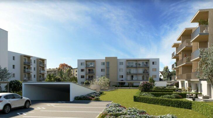 Die modernen Kleinwohnungen garantieren eine hohe Mietnachfrage und sind somit eine ideale Form der langfristigen Geldanlage.