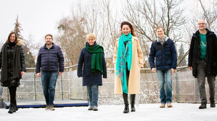 Die Grünen Wolfsberg treten mit einen 50:50 Aufteilung an Frauen und Männern zur Gemeinderatswahl an.