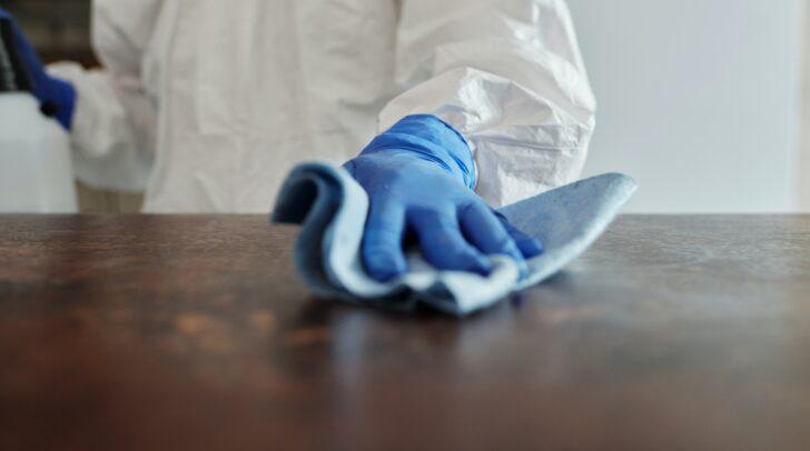Für die Wiedereröffnung der Hotellerie geben Experten nun Tipps für die Reinigung und Hygiene in Beherbergungsbetrieben.