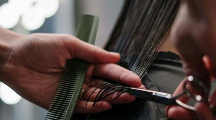 Friseurbesuch Aktuell