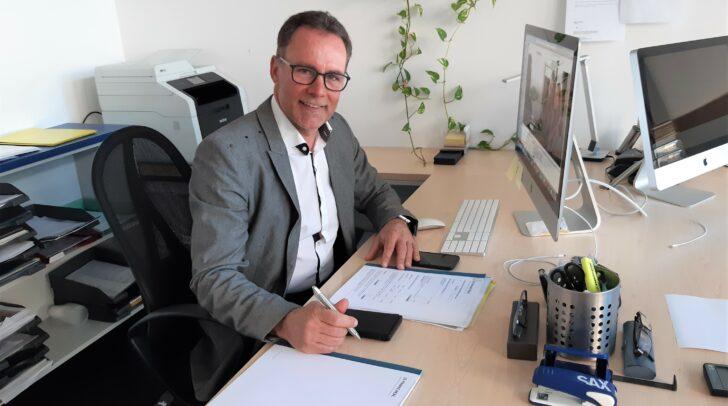 Dieter Wallner und sein Partner stehen dir für ein persönliches Gespräch zur Verfügung.